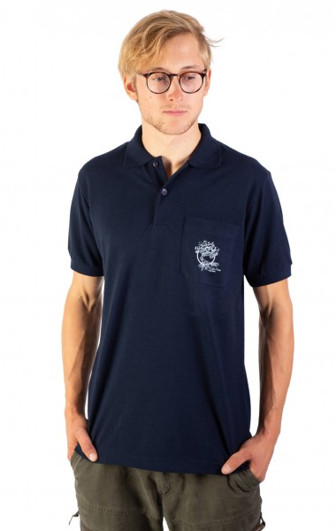LT-Function Bioaktiv Polo Navy Men