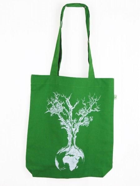 Fairwear Organic Tasche Weltenbaum