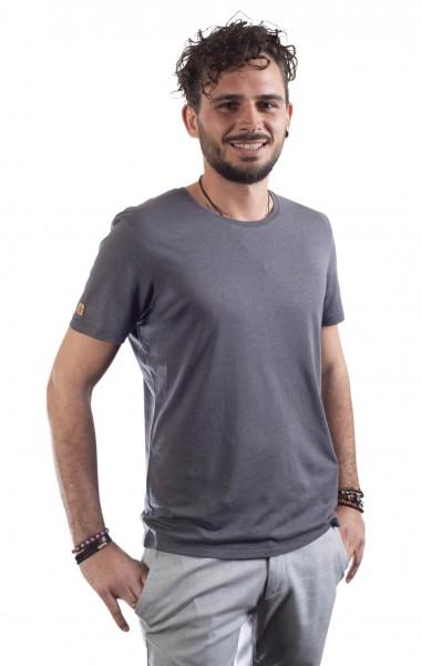 Fairwear Modal Basic Shirt Men Anthrazit