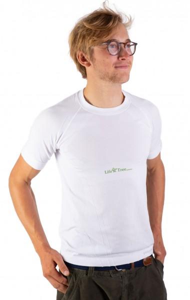 LT-Function Seamless Aktiv Shirt Weiß Unisex