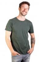 Fairwear Organic Basic Shirt Men Stone Washed Green