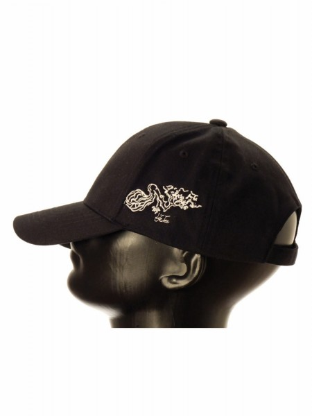 Life-Tree Fairwear Organic Cotton Cap Schwarz