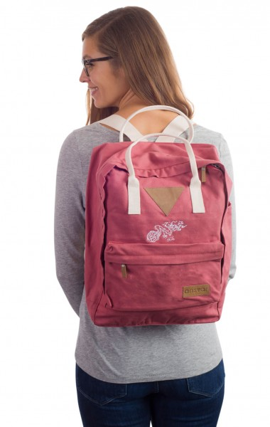 Life-Tree Fairtrade Backpack II Altrosa