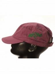 Life-Tree Fairwear Army Cap Violett