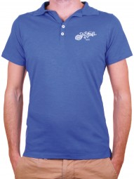 Fairwear Modal Polo Men Blau