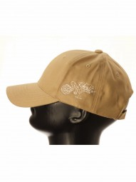 Life-Tree Fairwear Organic Cotton Cap Khaki