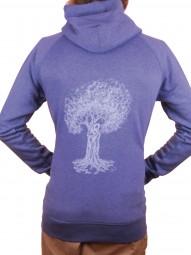 Fairwear Organic Sweater Vereinigung Men Denimblau
