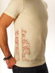 Fairwear Organic Shirt Natural Men Devided