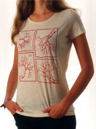 Fairwear Organic Shirt Vintage White