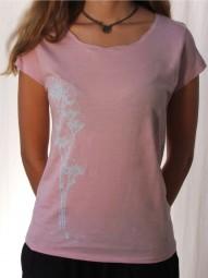 Fairwear Tencel Top Women Lilac Rising
