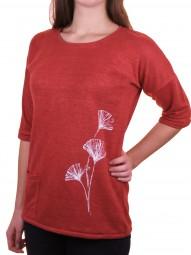 Fairwear Hanf Shirt Women Ginkgo